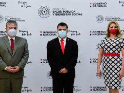 El Poder Ejecutivo designó a Lida Mercedes Sosa Argüello como viceministra de Rectoría y Vigilancia de la Salud y a Víctor Hernán Martínez Acosta como viceministro de Atención Integral a la Salud.