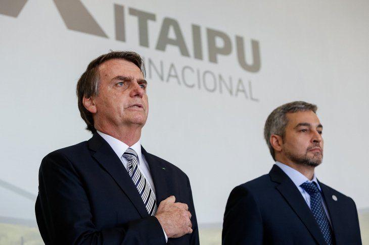 El presidente brasileño