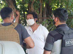 Gerardo Gómez Jara, de 36 años, figuraba en el contrato de alquiler del depósito, donde se incautaron más de 100 tambores de  acetato de etilo, un químico empleado para el refinamiento de cocaína.