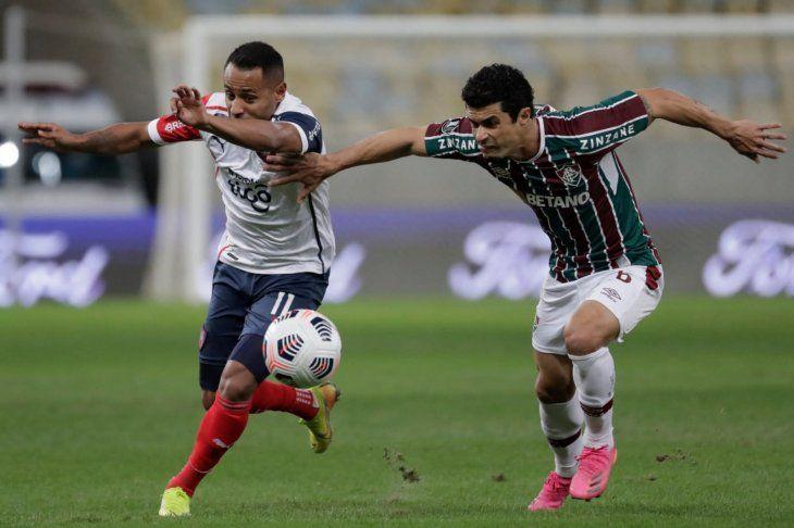 Fluminense y Cerro Porteño chocan en el Maracaná.