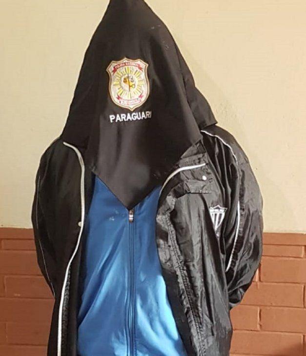 El supuesto autor del homicidio registrado en Pirayú es Alberto Origoya Cohene