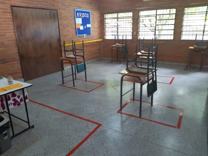 La Municipalidad de Santa Rita solicita la urgente paralización de las clases presenciales por 30 días hábiles y puesta en marcha de las virtuales