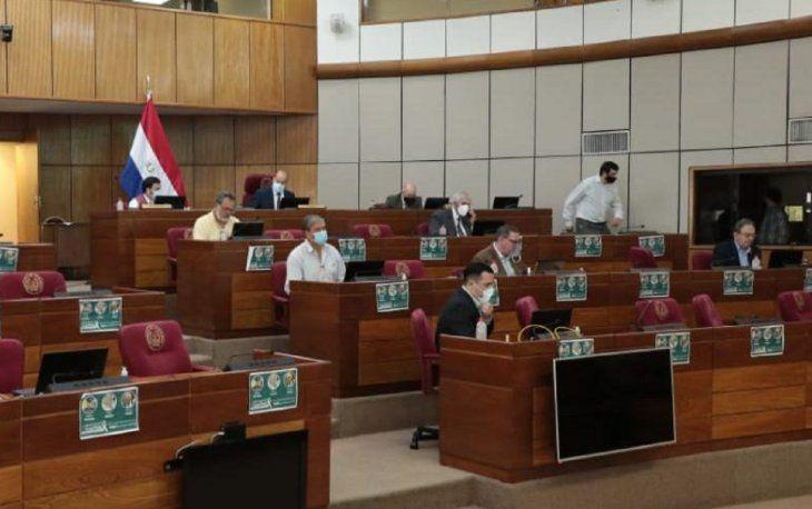 Los senadores rechazaron y archivaron los pedidos de pérdida de investidura de los senadores Javier Zacarías Irún