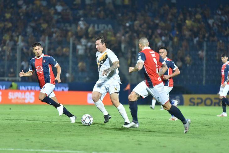Cerro Porteño y Guaraní firmaron tablas.