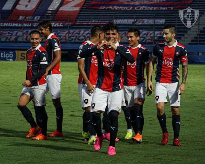 Cerro Porteño buscará hacer historia en la Libertadores.