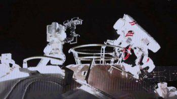 China lanzó el pasado 17 de junio la nave Shenzhou-12 con tres astronautas a bordo para que participen en los trabajos de puesta a punto de su estación espacial Tiangong, que el país asiático prevé tener lista para 2022.