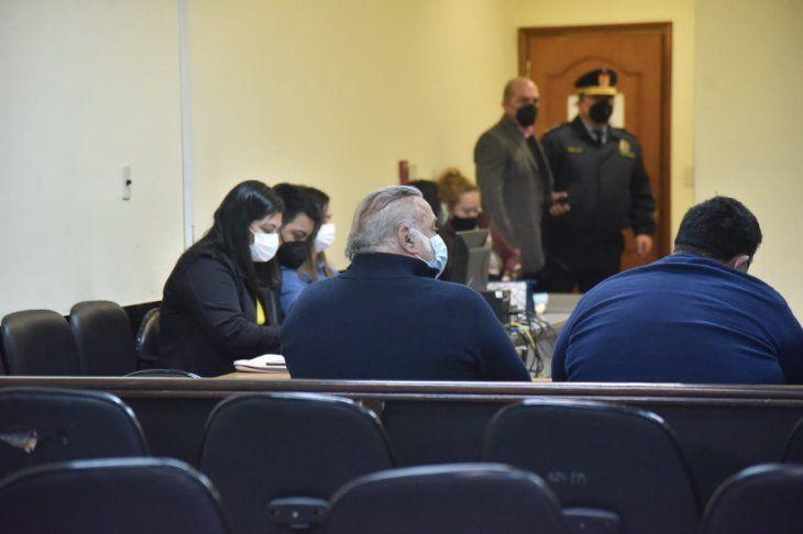 La Fiscalía había solicitado la pena de 10 años para ÓscarGonzález Dahery su hijo