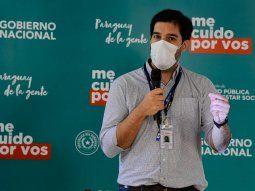 """""""Muchos me preguntan si estamos en el horno. Y les digo que estamos en el horno, como otros países lo estuvieron y probablemente lo estarán. Lo importante es salir rápido del horno"""". Director de Vigilancia de la Salud, Guillermo Sequera."""