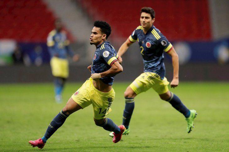Colombia se quedó con el tercer lugar de la Copa América.