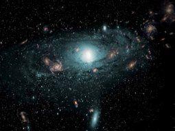 Saber más sobre el halo y sobre los elementos a partir de los que se formó podría ayudar a los investigadores a entender cómo las galaxias se conectan con el resto del universo.
