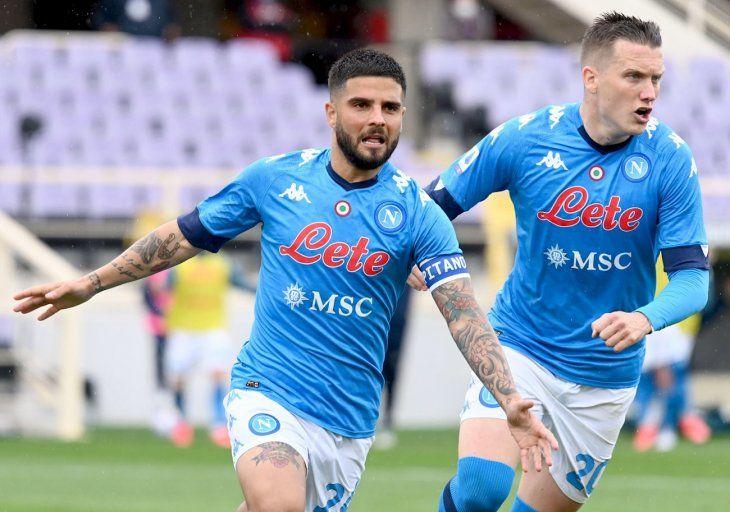 Napoli triunfó en la Serie A.