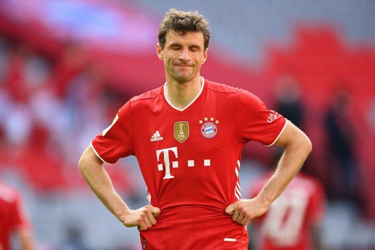 El Bayern empató con el Unión.