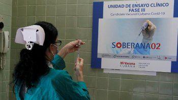 Ministro confirma acuerdo para adquirir vacunas de Cuba