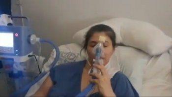 La paciente Liz Varela solicitó a la Justicia un amparo para poder vacunarse contra el Covid-19, pero el Ministerio de Salud no recomienda la aplicación aún.