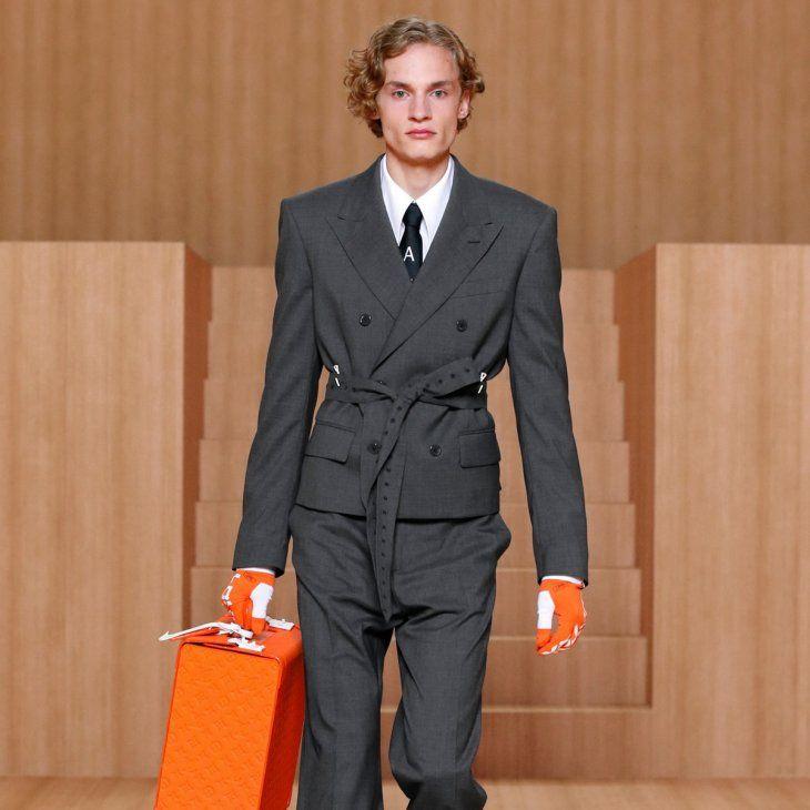 "De lujo. La firma Louis-Vuitton rindió homenaje a ""Shogun Assassin"""