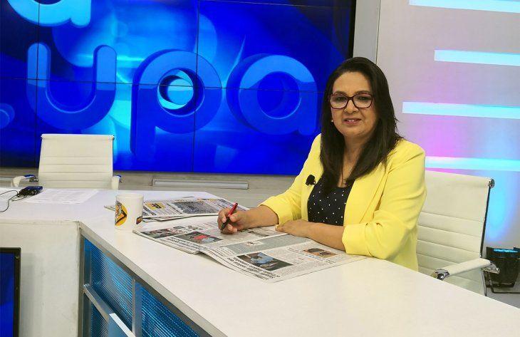 Estela Ruiz Díaz.