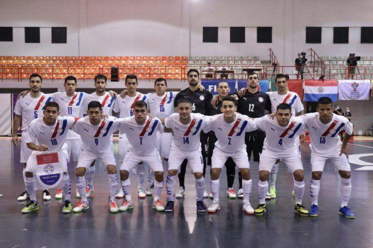 Con todo. Encuentro clave para Paraguay