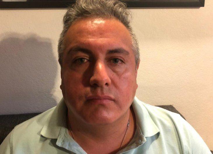 El detenido fue identificado como Ronier Sánchez Alonso