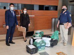 El Ministerio Público encabezó una serie de allanamientos en el marco de  una investigación al Consorcio Aerotech, en el cual se encontraría  implicado principalmente Omar Jaén Bohorques.
