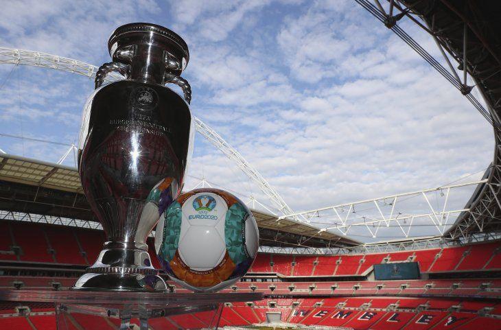 La final de la FA Cup servirá de prueba con público para la Eurocopa.