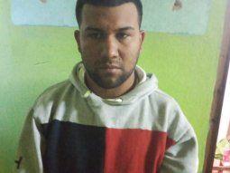 Justo Javier Ledesma Cuevas, de 26 años, quien fue detenido a las 5.00 aproximadamente, en el barrio San Clemente María, de la ciudad Sargento José Félix López, ex Puentesiño, en el Departamento de Concepción.