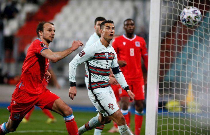 Portugal logró un buen triunfo este martes.