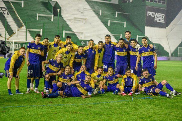 Los chicos de Boca Juniors dieron la cara.