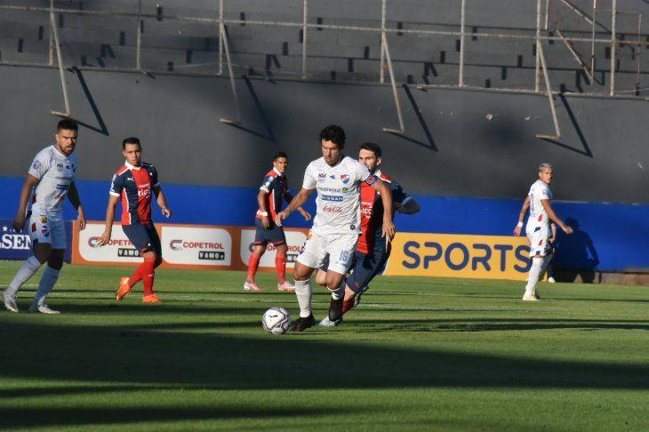 Cerro Porteño enfrenta a Nacional en su Nueva Olla