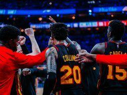 El duelo contra los Hawks comenzará contra los Bucks, que tienen la ventaja de campo, en Milwaukee con el primer partido de la serie previsto para el próximo miércoles.