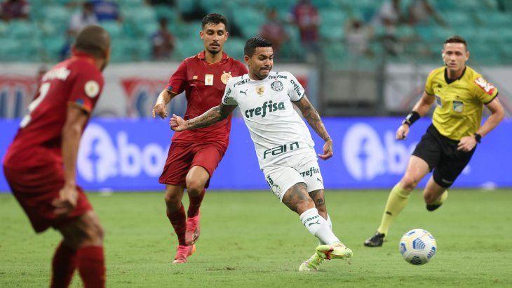 Palmeiras perdió el tercer lugar del Brasileirao.