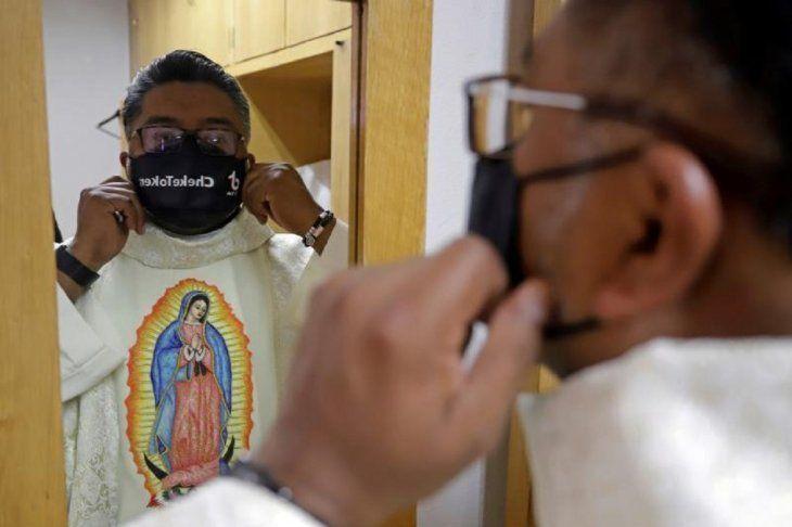 En la ciudad mexicana de Puebla surgió el padre Cheke