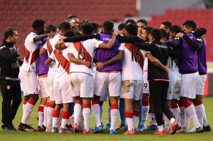 Ricardo Gareca confirmó a los convocados a la Selección de Perú.