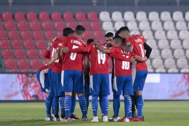 Paraguay tiene definido la nómina para la Copa América.