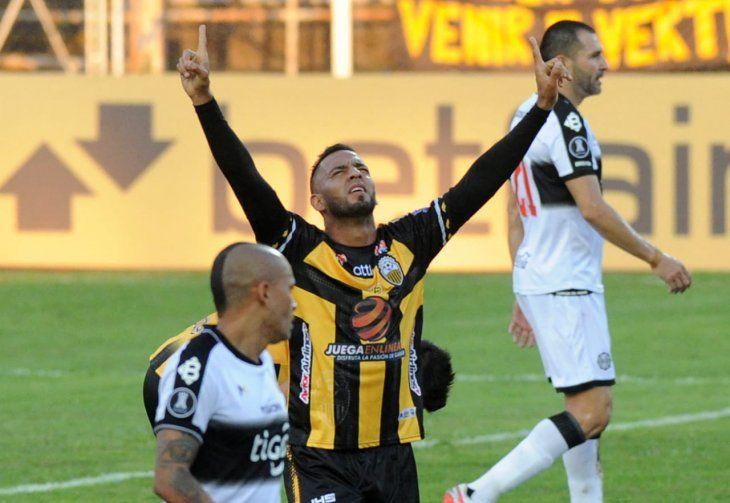 Olimpia arrancó con derrota ante Táchira la Copa Libertadores 2021.