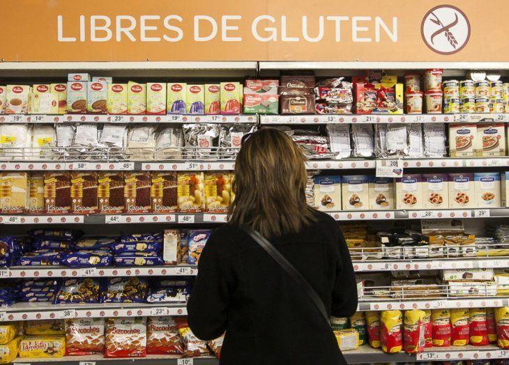 Proyecto de ley busca que alimentos sin gluten sean más accesibles para quienes los requieren.