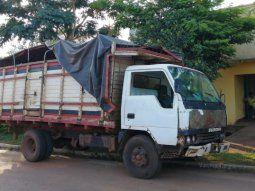 Las víctimas se encontraban realizando la entrega de mercaderías a bordo  de un camión de la marca Mitsubishi, de color blanco, momento en que  fueron atacados por los desconocidos.