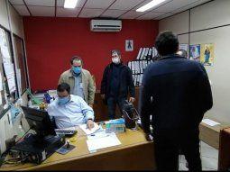 El Ministerio Público allanó las oficinas de la Dinac y procedió a incautar documentos, computadoras y hasta el celular del titular de la institución, Édgar Melgarejo.