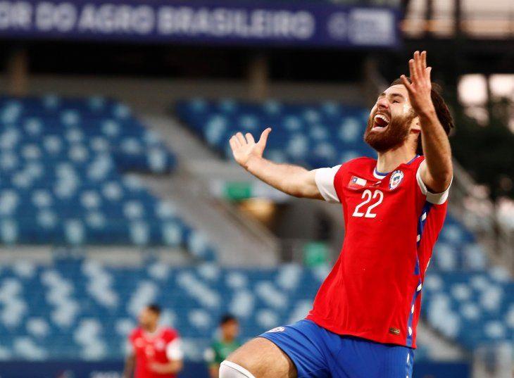 Chile podrá contar con Benjamin Brereton para enfrentar a Paraguay por las Eliminatorias Sudamericanas de octubre.