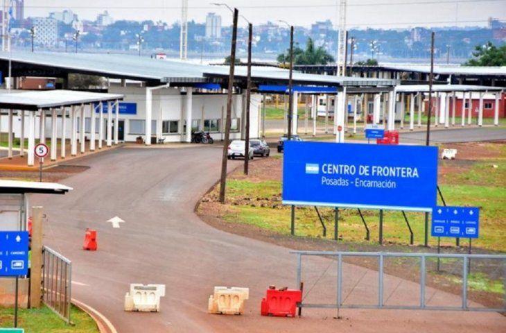 La reapertura de fronteras entre Encarnación y Posadas se dará este sábado.