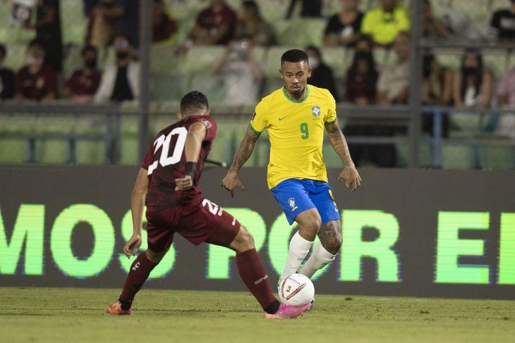 Brasil sigue su racha invicta en las Eliminatorias.