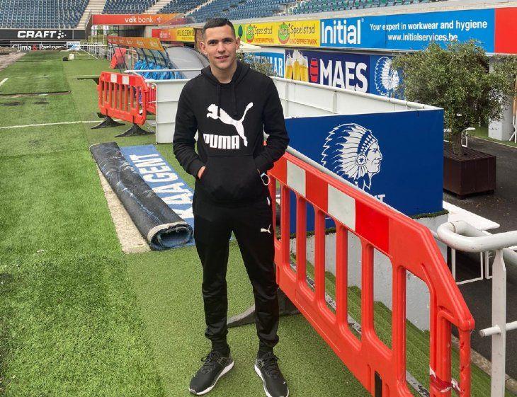 Diego Torres regresa de Bélgica.