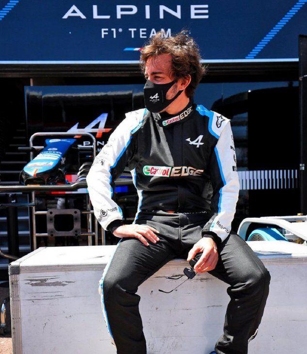 El español Fernando Alonso (Alpine) aseguró este martes que su objetivo en el Gran Premio de Rusia de Fórmula 1 es capitalizar cualquier oportunidad que surja.