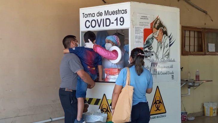 Los contagios de Covid-19 se multiplicaron durante los últimos meses.