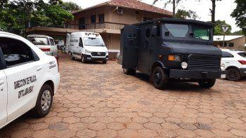 El ciudadano venezolano, identificado como Carlos Javier Villasmil, 29 años, se encuentra en la sede de Investigación de Delitos, en la ciudad de Pedro Juan Caballero.