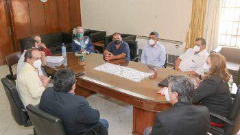Los miembros de la Comisión de Tierra de Puerto Casado llegaron hasta Asunción después de la anulación de la colonización de hecho de unas 35.000 hectáreas de tierras que afecta a los pobladores de la localidad chaqueña.