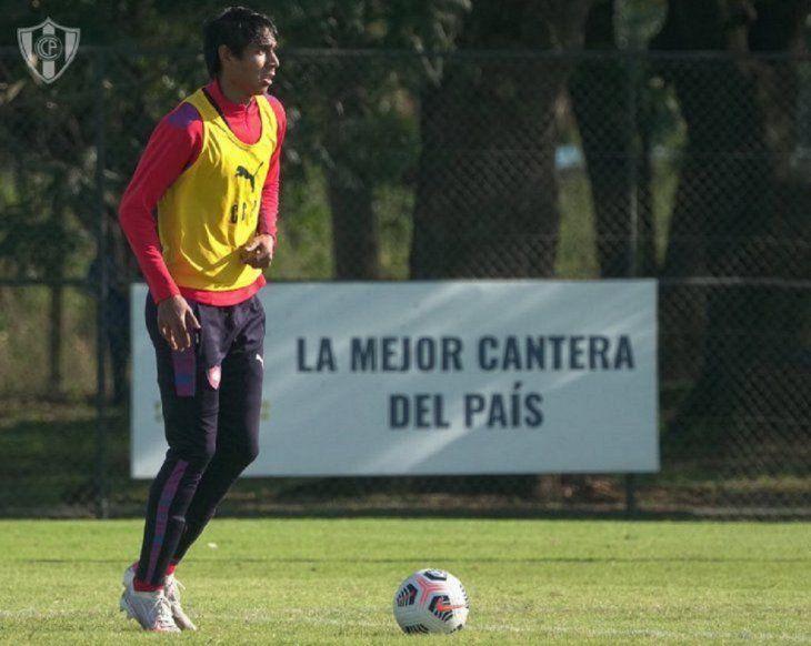 Horas claves. Alexis Duarte puede emigrar a la MLS.