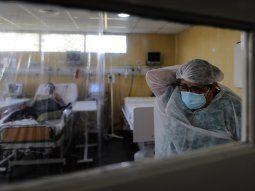 En la provincia de Buenos Aires se reportaron este lunes 7.213 casos de Covid-19, mientras que en la capital de Argentina se registraron 1.875 positivos y en la central provincia de Córdoba se notificaron 1.388 contagios.