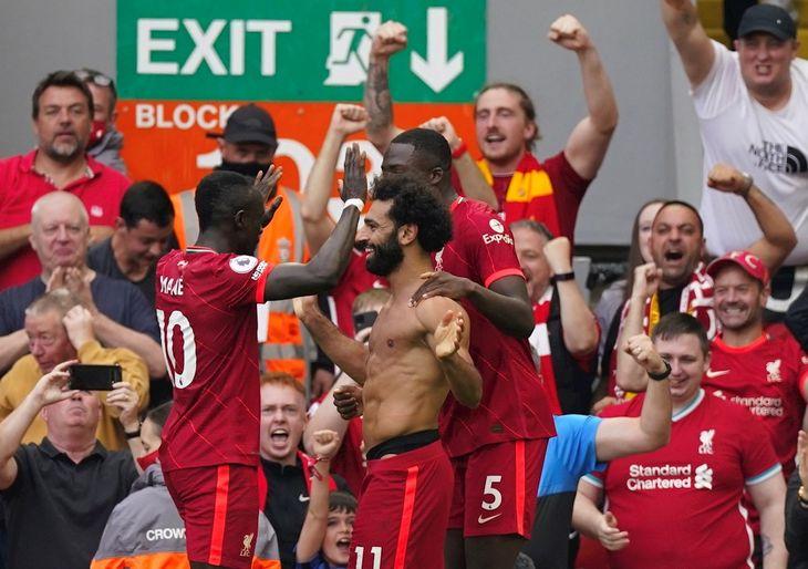 Liverpool logró un buen triunfo este sábado.
