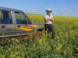 Al cumplirse 38 días del secuestro del empresario agrícola Luis Carlos Tamiozzo, de 61 años, efectivos de la Policía Nacional realizan un intenso rastrillaje.