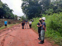 El sitio pertenece a la empresa de pollos para la que trabajaba la pareja de Dahiana Espinoza, Joel Guzmán Amarilla, detenido y sindicado como principal sospechoso de su desaparición.
